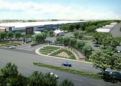 Southport Logistics Park, Wilmer, TX